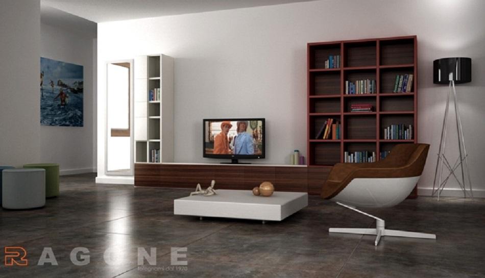Progettazione mobile tv Milano